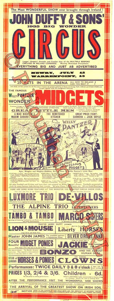 Circus Poster 23