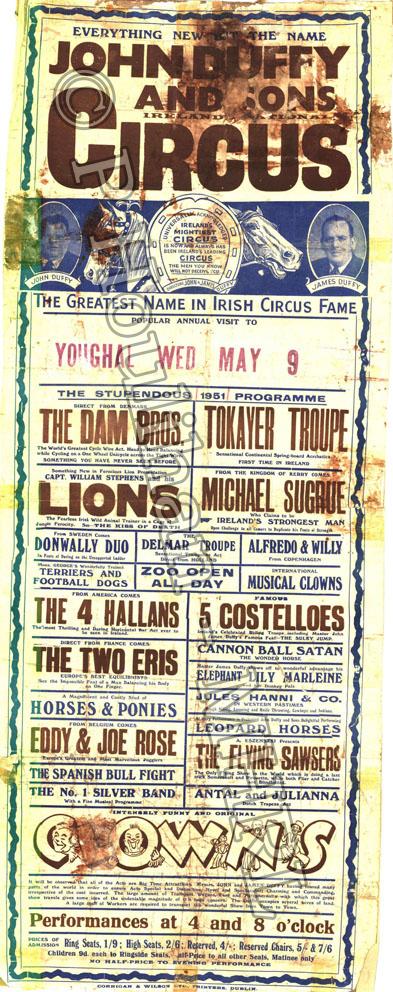 Circus Poster 26
