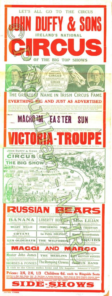 Circus Poster 27