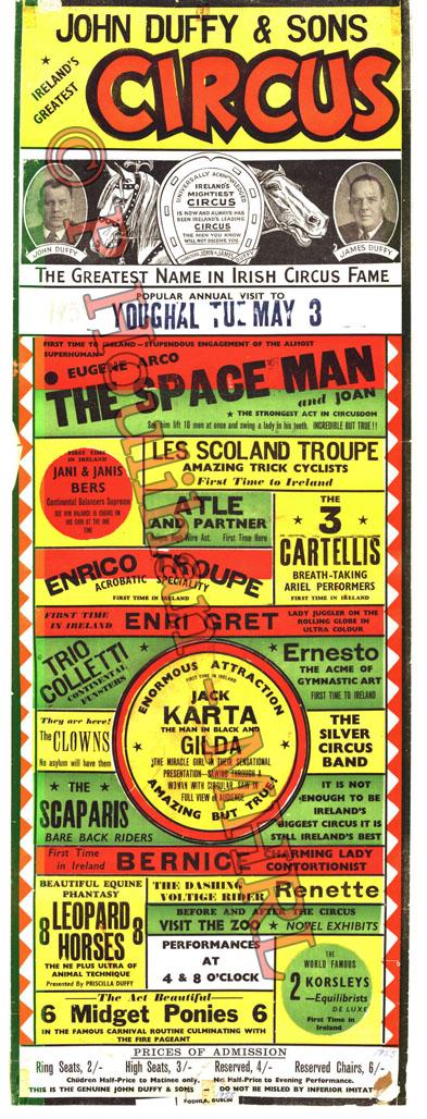 Circus Poster 28