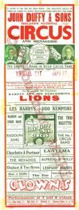 Circus Poster 30