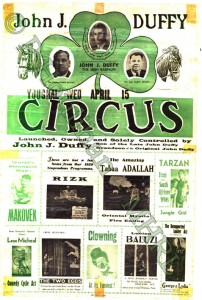 Circus Poster 32