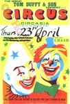 Circus Poster 12