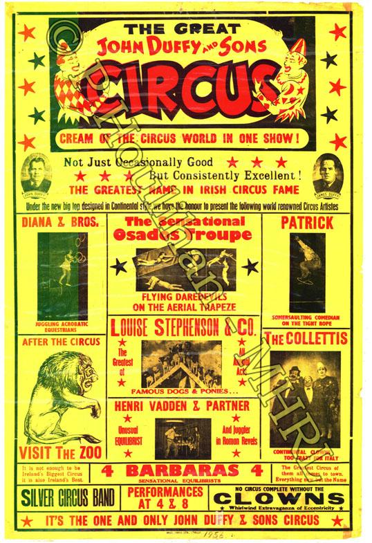 Circus Poster 16