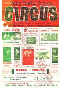 Circus Poster 17