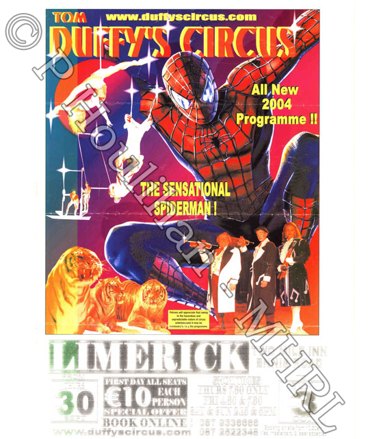 Circus Poster 18