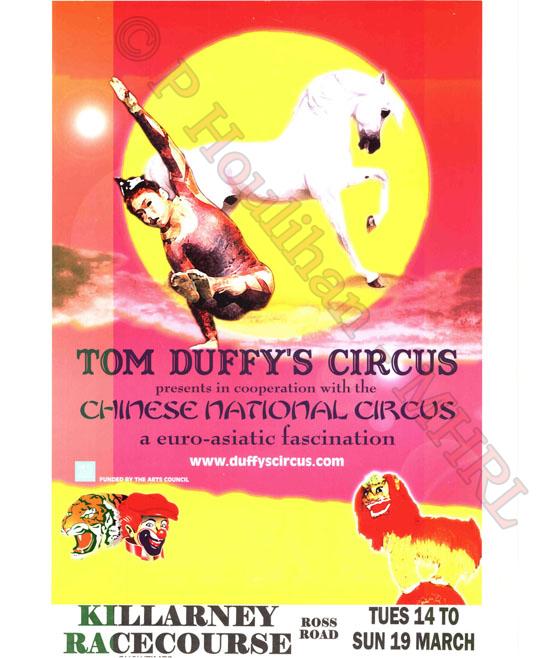 Circus Poster 19