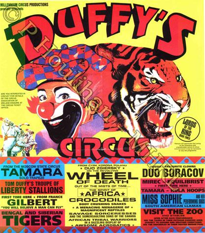 Circus Poster 20