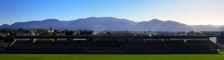 Fitzgerald Stadium, Killarney, Co. Kerry.