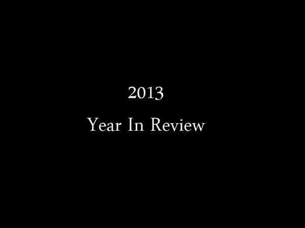 2013 Review